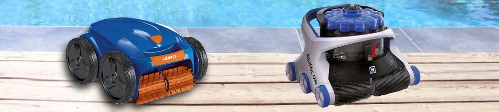 Robots nettoyeurs piscine
